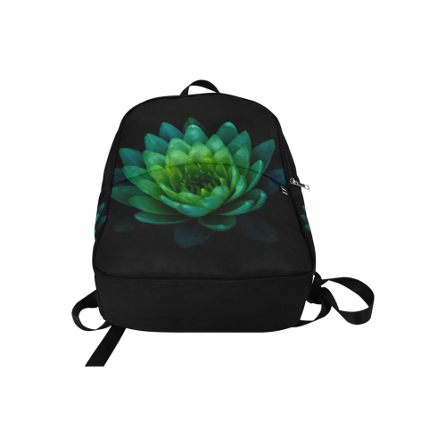 lotus flower 03 Fabric Backpack for Adult (Model 1659)