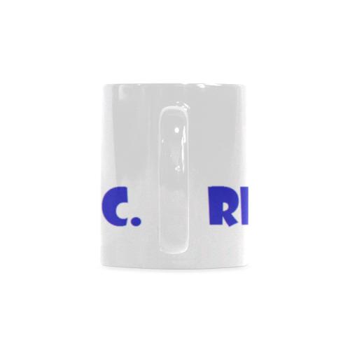 GM Rev, Inc - word White Mug(11OZ)