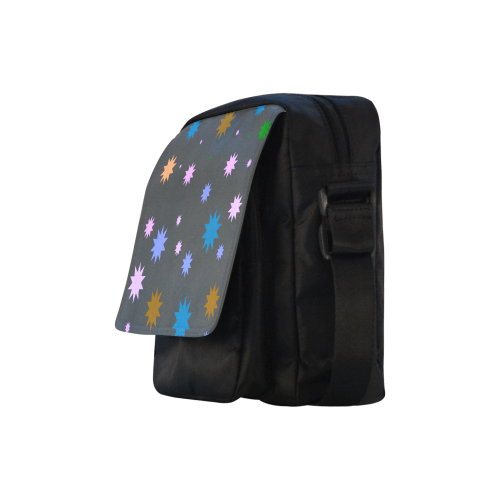 zappwaits-best 12 Crossbody Nylon Bags (Model 1633)