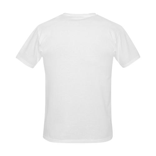 heartkoreanshirtmen Men's Slim Fit T-shirt (Model T13)