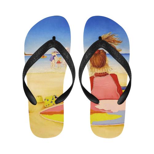 e428dcdfb680 FUN IN THE SUN Flip Flops for Men Women (Model 040)