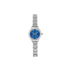 Garkle Blue Women's Italian Charm Watch(Model 107)