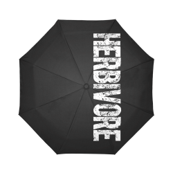 Herbivore (vegan) Auto-Foldable Umbrella (Model U04)