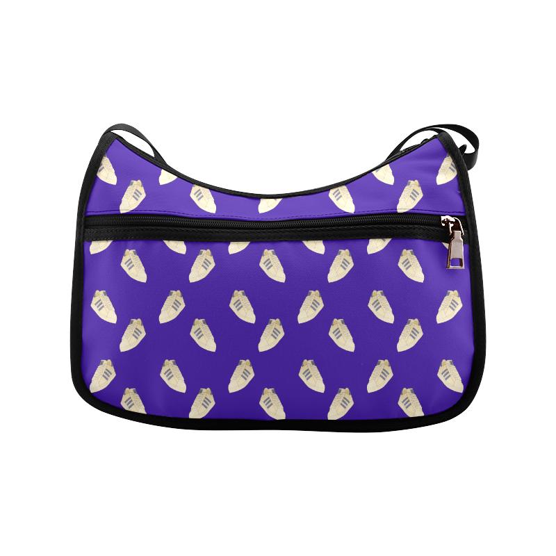 superstar pattern multi Crossbody Bags (Model 1616)