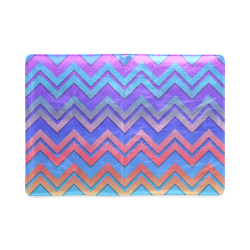 Chevron Love Custom NoteBook A5