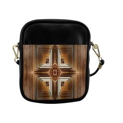 Emblem Sling Bag (Model 1627)