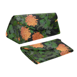 Chrysanthemum 2020 Custom Foldable Glasses Case