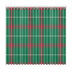 "Welsh National Tartan Window Curtain 50""x96""(Two Piece)"