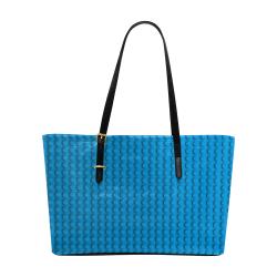 PLASTIC Euramerican Tote Bag/Large (Model 1656)