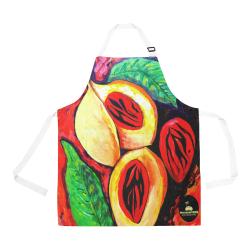 manusartgnd All Over Print Apron