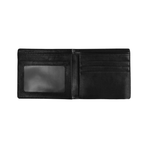 Coffee and sweeets Mini Bifold Wallet (Model 1674)