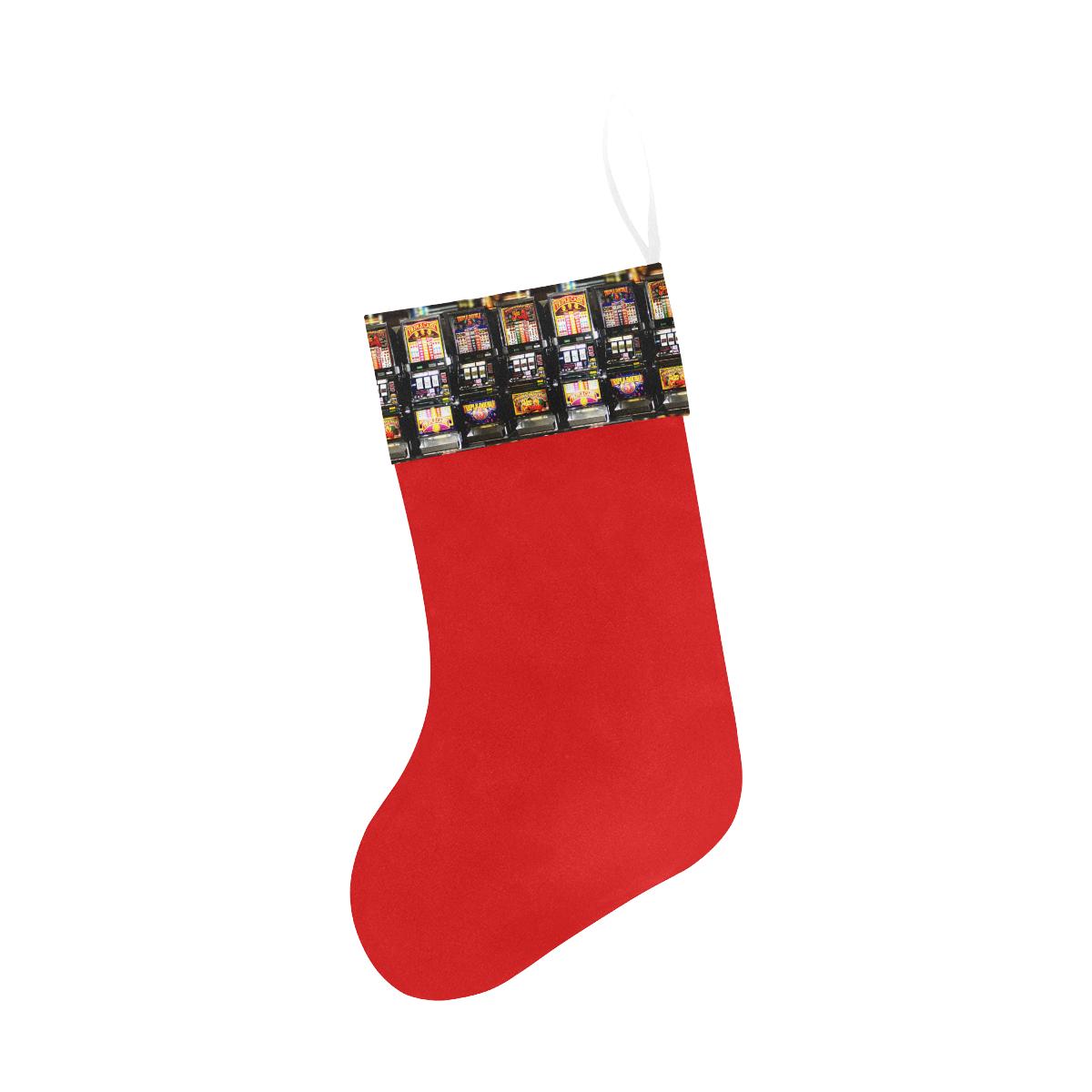 Lucky Slot Machines - Dream Machines Christmas Stocking
