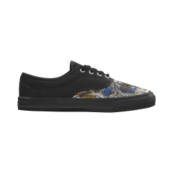 Dreams I Aries Women's Canvas Shoes (Model 029)