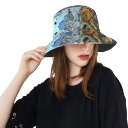 beyond simplicity 10b All Over Print Bucket Hat