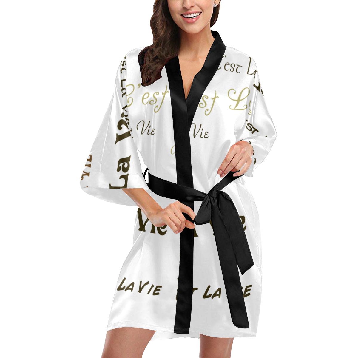 C'est La Vie Kimono Robe