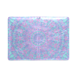Pretty Pastel Kaleidoscope Custom NoteBook A5