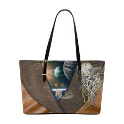 our dimension of Time Euramerican Tote Bag/Large (Model 1656)