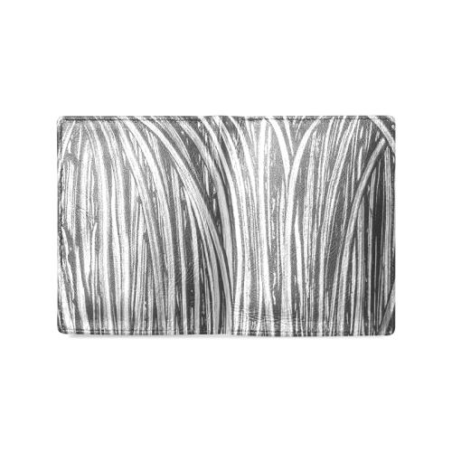 rope Men's Leather Wallet (Model 1612)