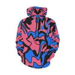 Maljuain uniform Hoodie_design All Over Print Hoodie for Men/Large Size (USA Size) (Model H13)