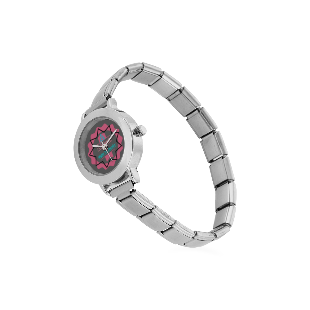 Ashitude_Unique brand logo Charm Watch Women's Italian Charm Watch(Model 107)
