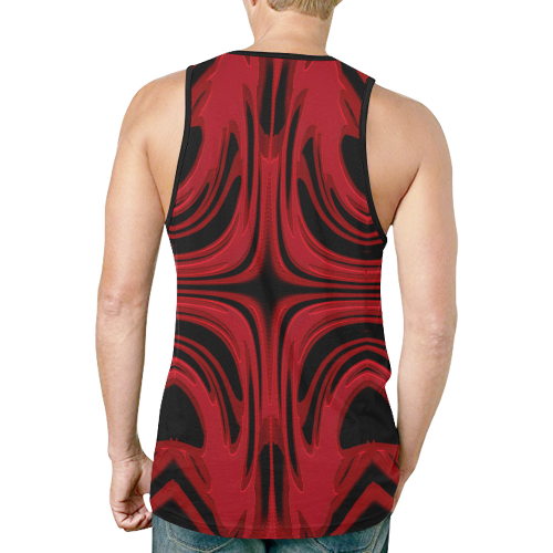 5000xart_5198x6259 8 New All Over Print Tank Top for Men (Model T46)