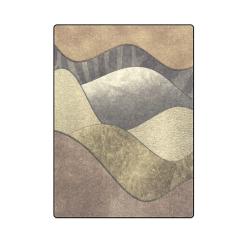 "sun space #modern #art Blanket 58""x80"""