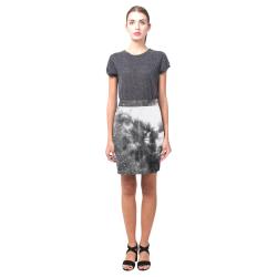 Shining Above In Black Nemesis Skirt (Model D02)
