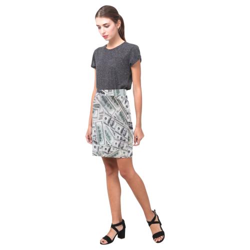 Cash Money / Hundred Dollar Bills Nemesis Skirt (Model D02)