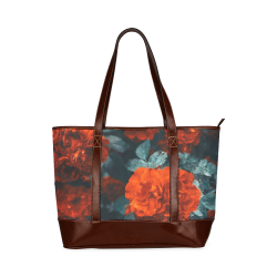 roses are RED 2 Tote Handbag (Model 1642)