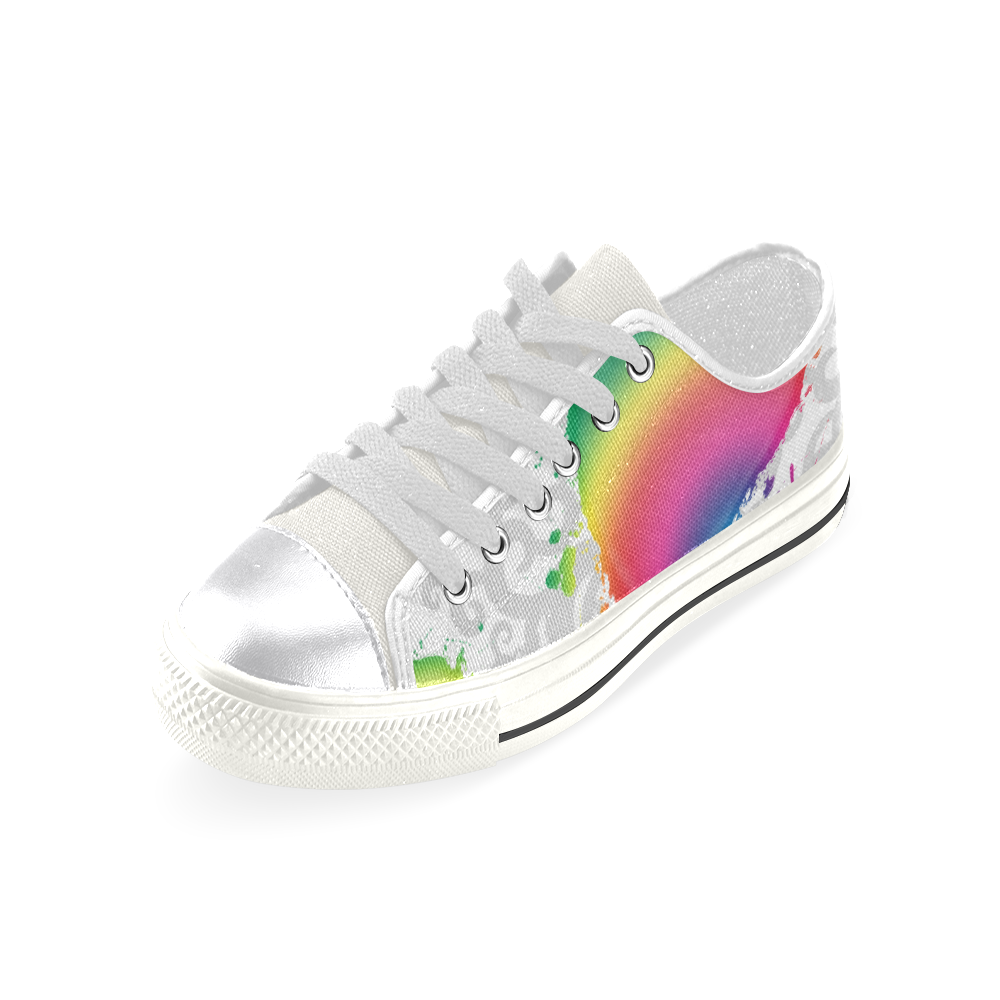 Wear it with... Women's Classic Canvas Shoes (Model 018)