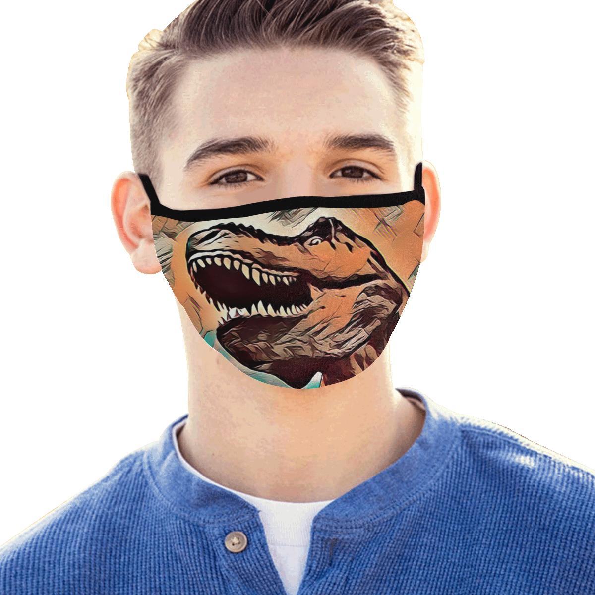 DINO MASK Mouth Mask