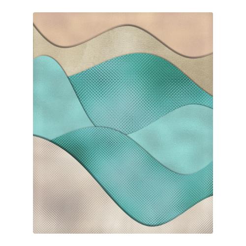 sun space #modern #art 3-Piece Bedding Set