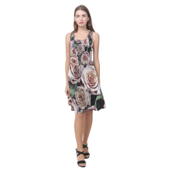 Impression Floral 9196 by JamColors Atalanta Casual Sundress(Model D04)
