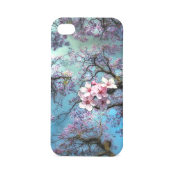 Cherry blossomL Hard Case for iPhone 4/4s