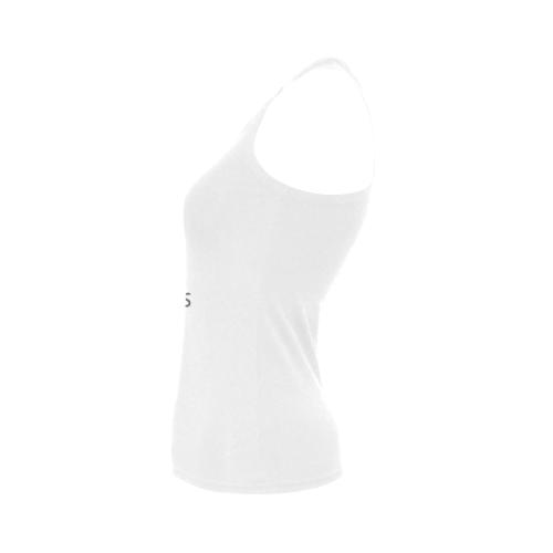 Recor Studios Logottw Women's Shoulder-Free Tank Top (Model T35)