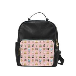 pink Campus backpack/Large (Model 1650)