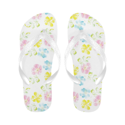Candy Flip Flops for Men/Women (Model 040)