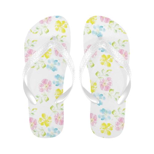 Candy Flip Flops for Men/Women (Model 040)
