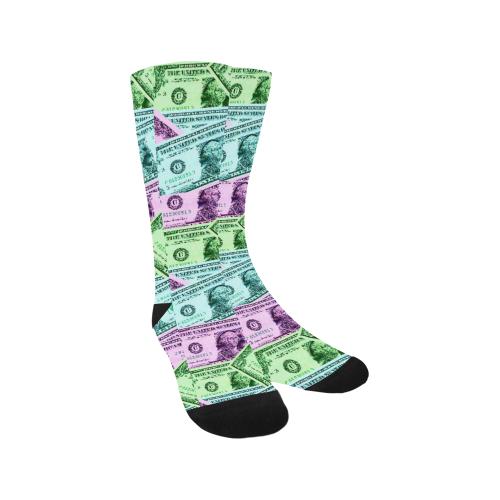 monopoly Trouser Socks