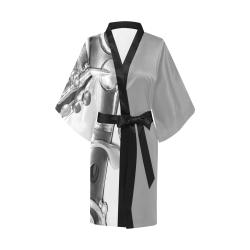 Clarinet Kimono Robe