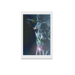 """Schwanke Giraffe Canvas Print 12""""x18"""""""
