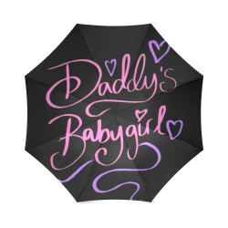 Daddy's Babygirl Foldable Umbrella (Model U01)