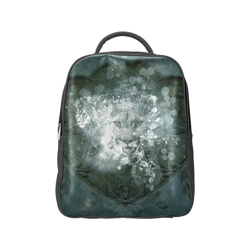 White lion Popular Backpack (Model 1622)