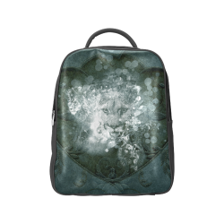 White lion Popular Backpack (Model 1622)