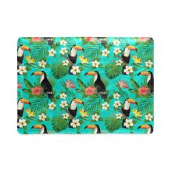 Tropical Summer Toucan Pattern Custom NoteBook A5