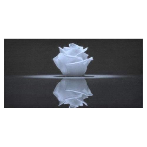 """mirror Rose Cotton Linen Tablecloth 60""""x120"""""""