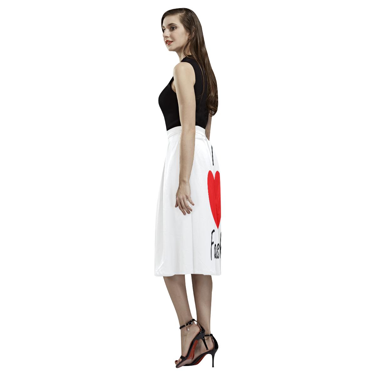 I Love Fashion Aoede Crepe Skirt (Model D16)