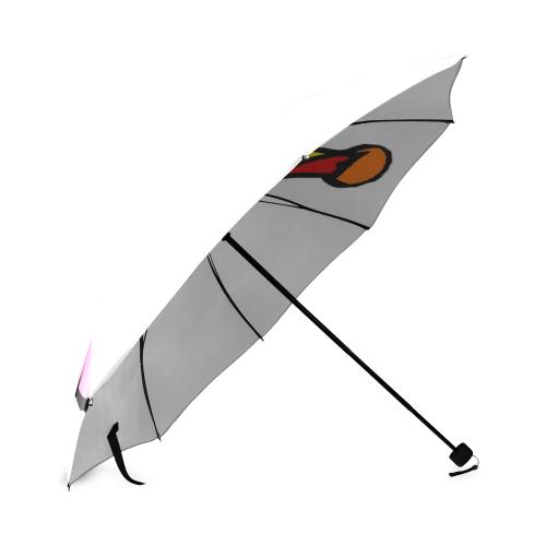 Tie Pride by Popartlover Foldable Umbrella (Model U01)
