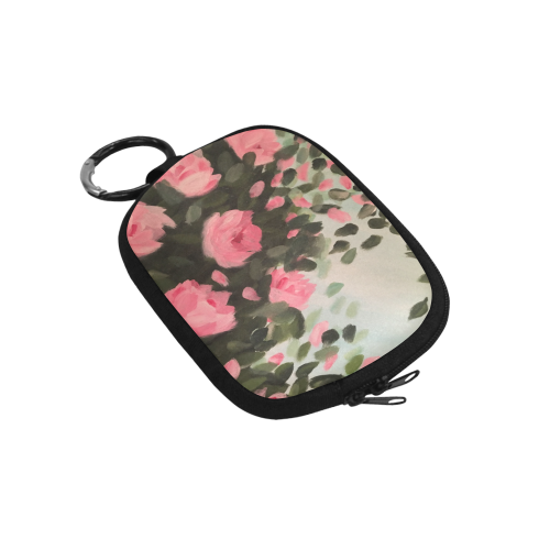 Roses & Bushes - Coin Purse (Model 1605)