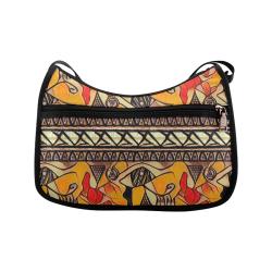 Egyptian Eye4 Crossbody Bags (Model 1616)